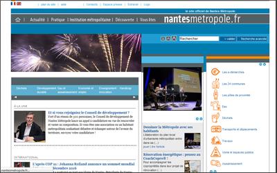 Communauté urbaine de Nantes